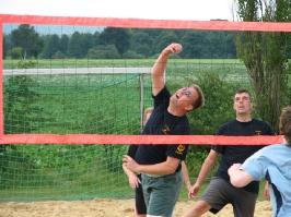 Beachvolleyball Turnier Nettelkamp
