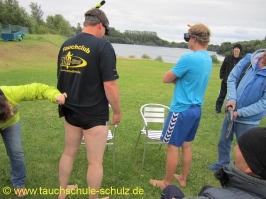 Tauchertaufe Jan und Jochen sind nun CMAS Bronze Taucher